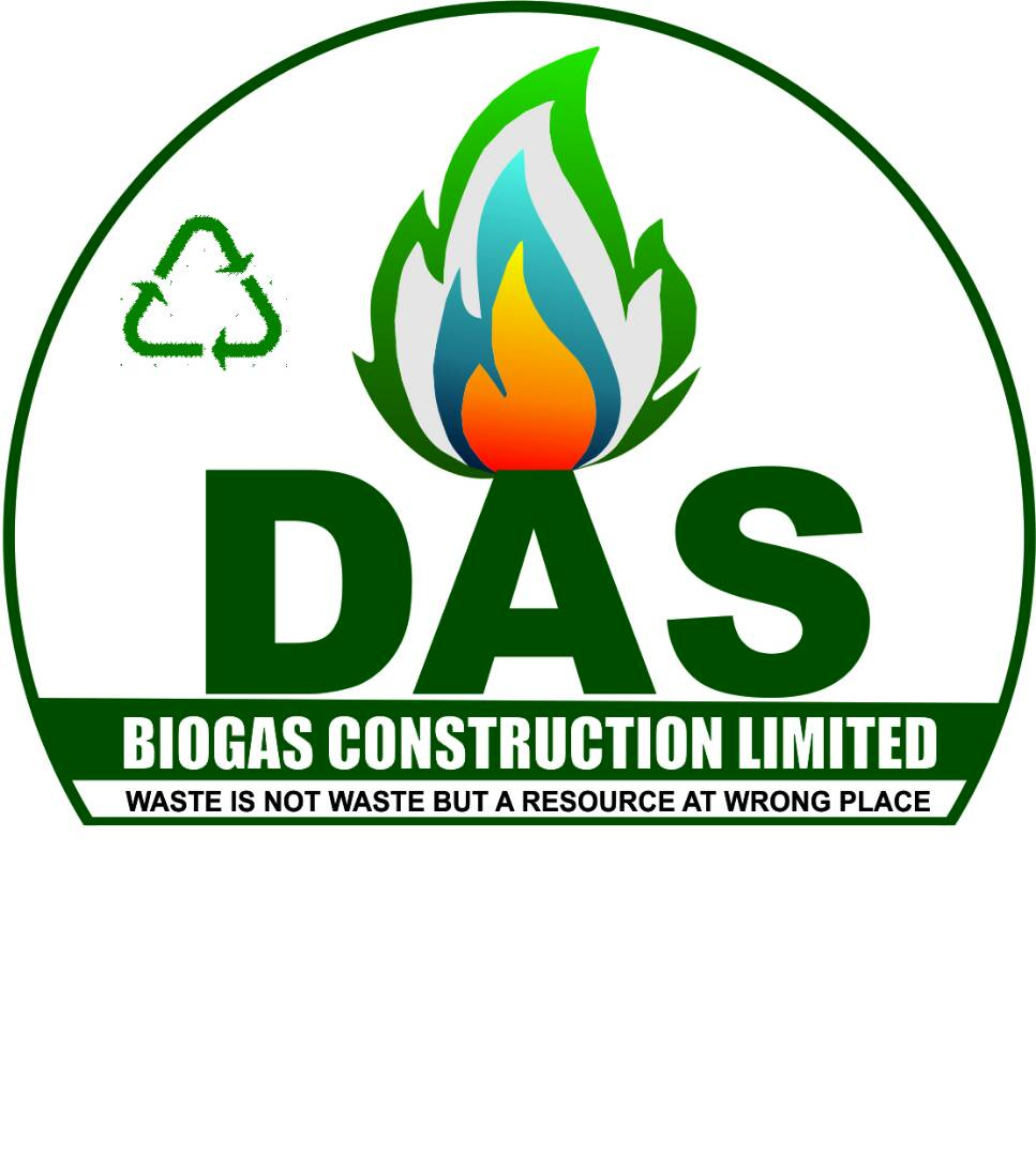 Das Biogas` Official Logo.
